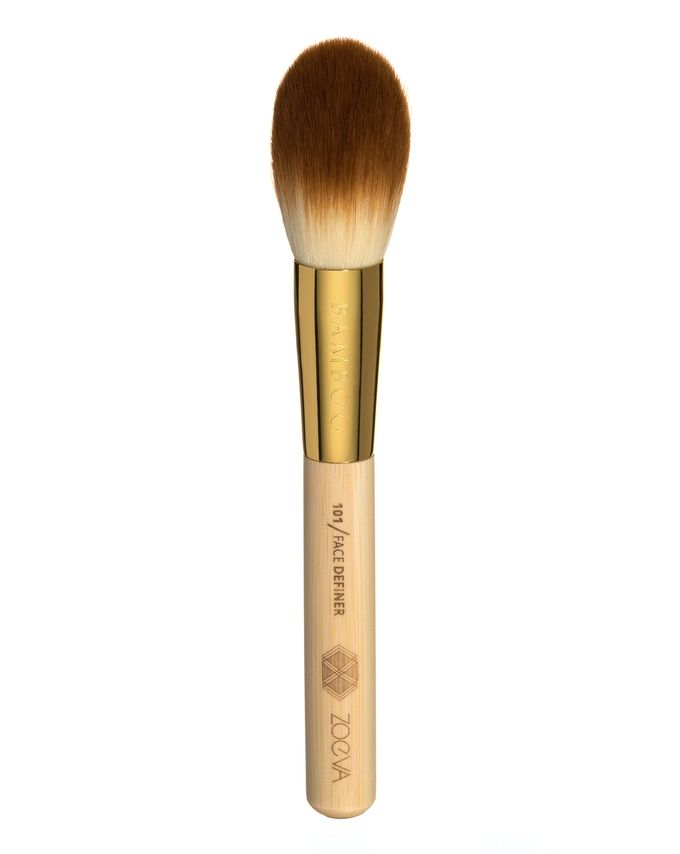 ZOEVA LUXE FACE DEFINER BRUSH PEDZEL DO PUDRU 101