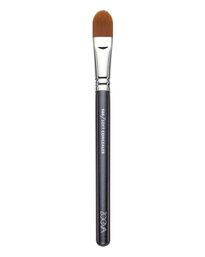 ZOEVA SOFT CONCEALER BRUSH PĘDZEL DO KOREKTORA 144