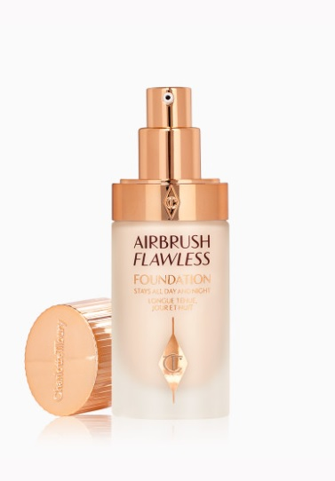 CHARLOTTE TILBURY AIRBRUSH FLAWLESS FOUNDATION PODKŁAD DO TWARZY 30ml