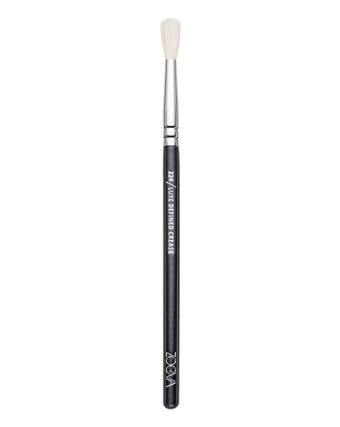 ZOEVA LUXE DEFINED CREASE BRUSH PĘDZEL DO CIENI DO POWIEK 224