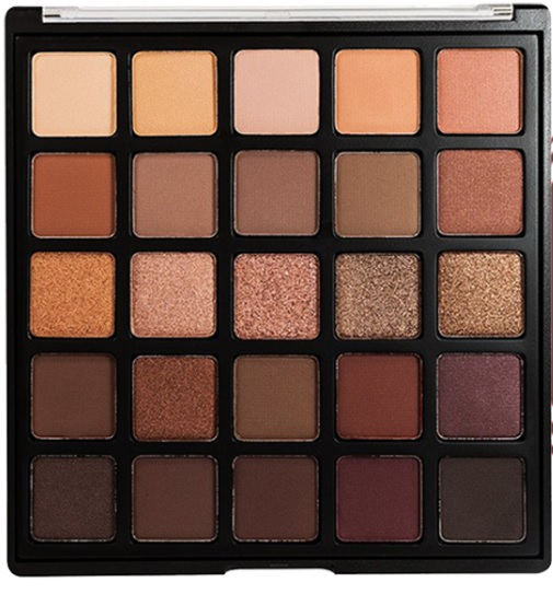 MORPHE BRUSHES EYESHADOW PALETTE BRONZED MOCHA LIMITED EDITION
