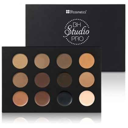 BH COSMETICS STUDIO PRO ULTIMATE BROW PALETTE