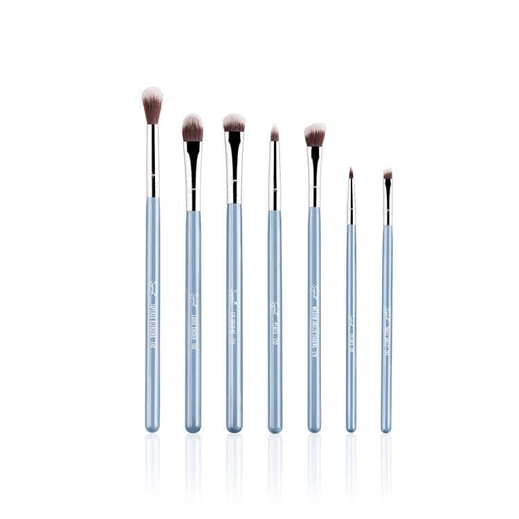 SIGMA BEAUTY BUNNY EYE BRUSH SET ZESTAW 7 PĘDZLI