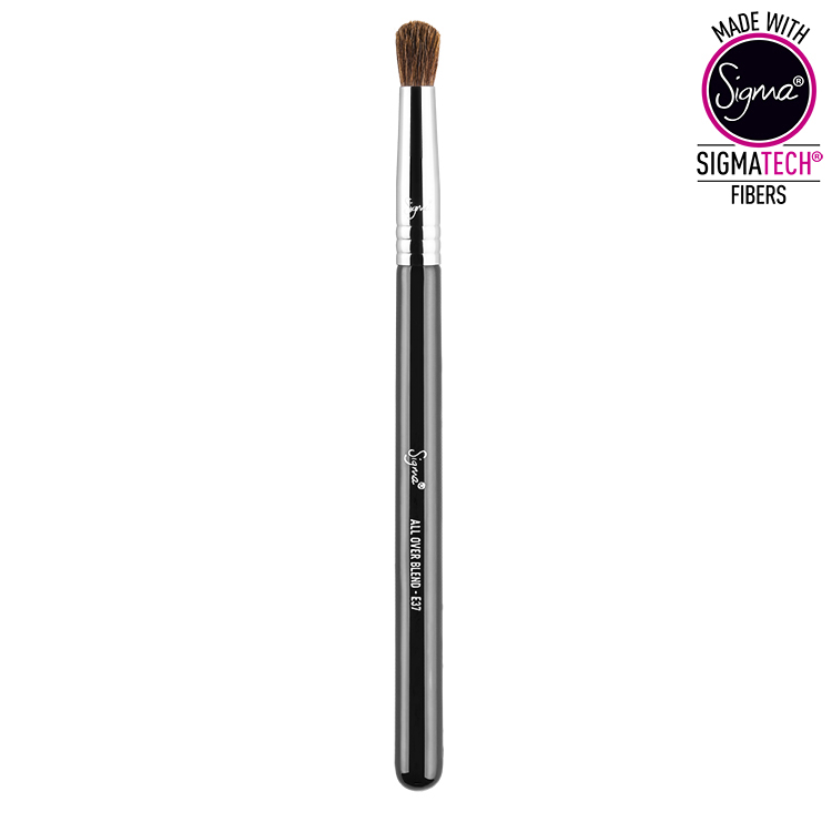 SIGMA BEAUTY ALL OVER BLEND BRUSH PĘDZEL DO BLENDOWANIA E37