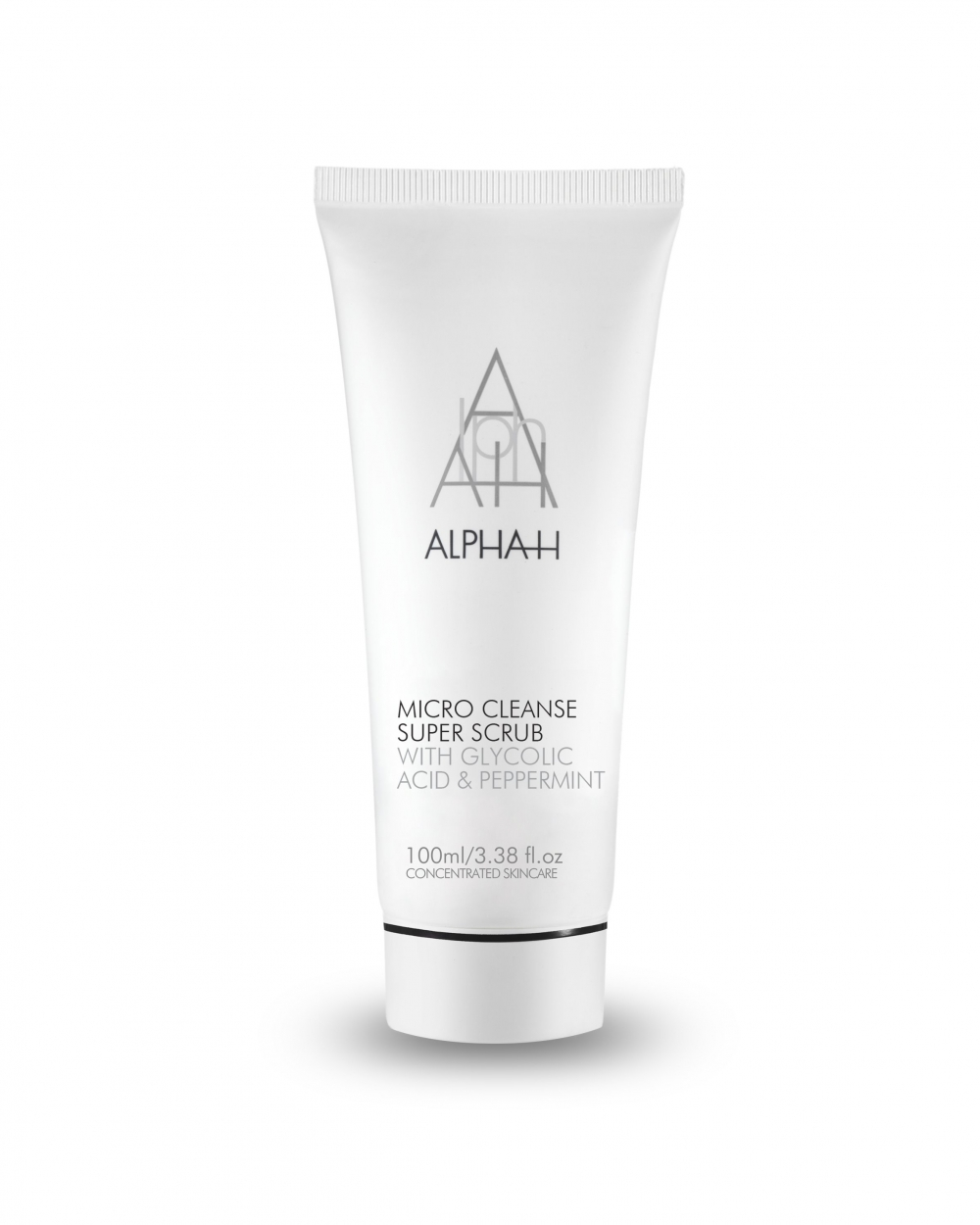 ALPHA-H MICRO CLEANSE SUPER SCRUB WITH GLYCOLIC ACID & PEPPERMINT PEELING