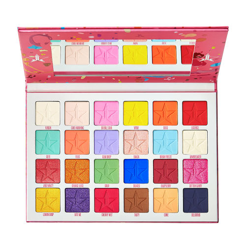 JEFFREE STAR COSMETICS JAWBREAKER EYESHADOW PALETTE PALETA CIENI