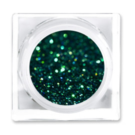 LIT COSMETICS COLOURS EYESHADOW GLITTER JAR MAGIC DRAGON #3