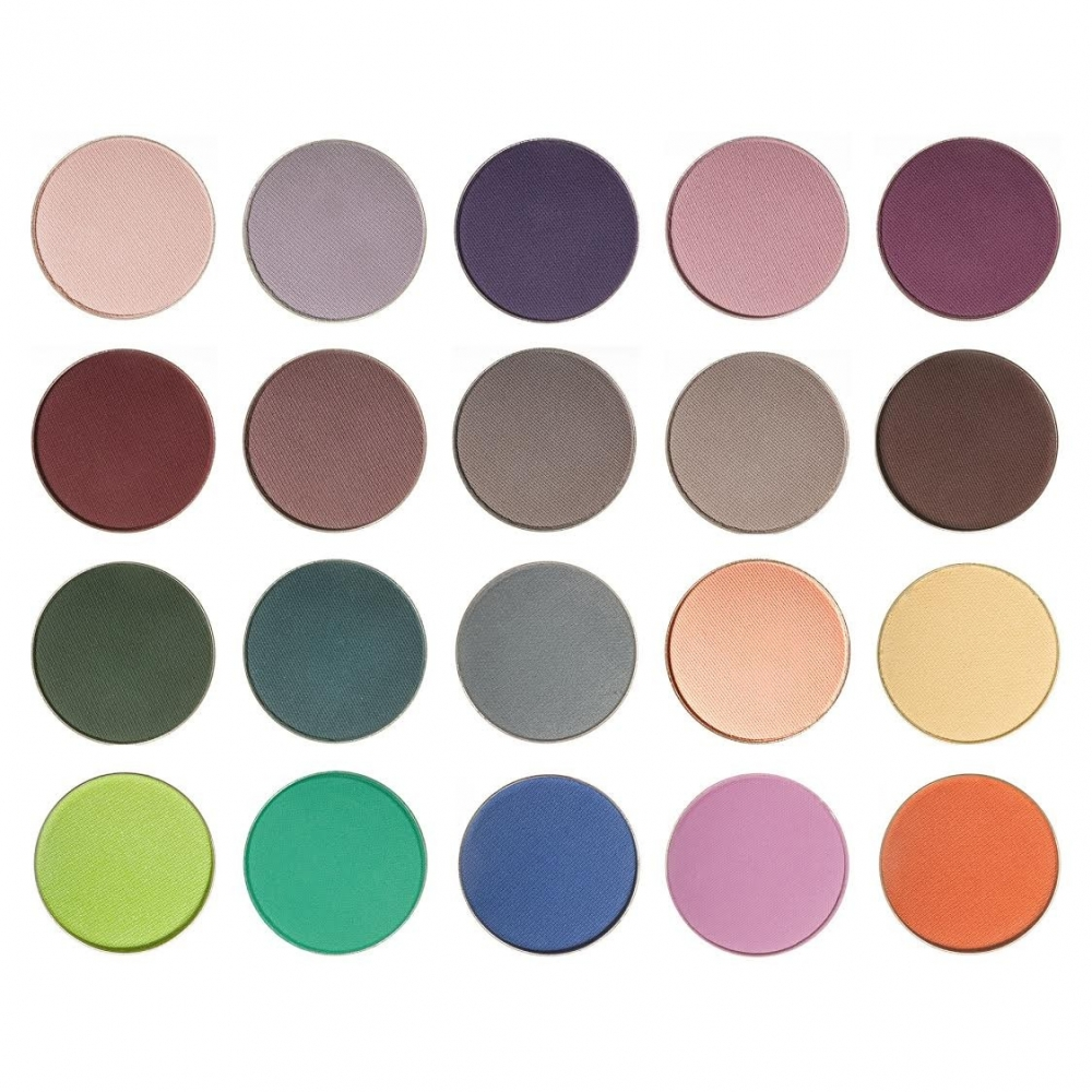 MAKEUP GEEK MATTE EYESHADOW PAN CIEŃ DO POWIEK