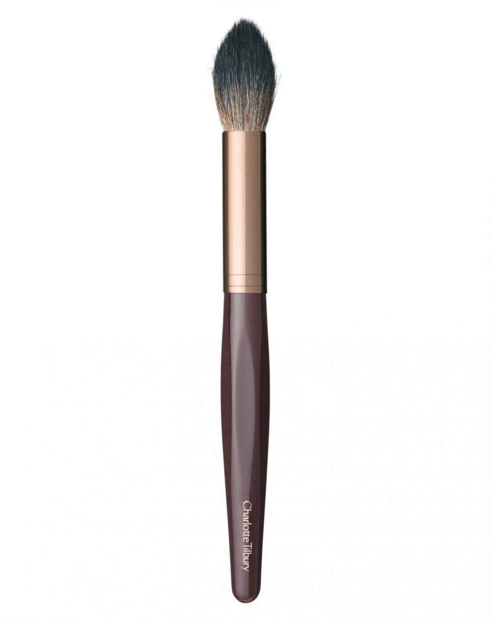 CHARLOTTE TILBURY POWDER SCULPT BRUSH PĘDZEL DO PUDRU I ROZŚWIETLACZA