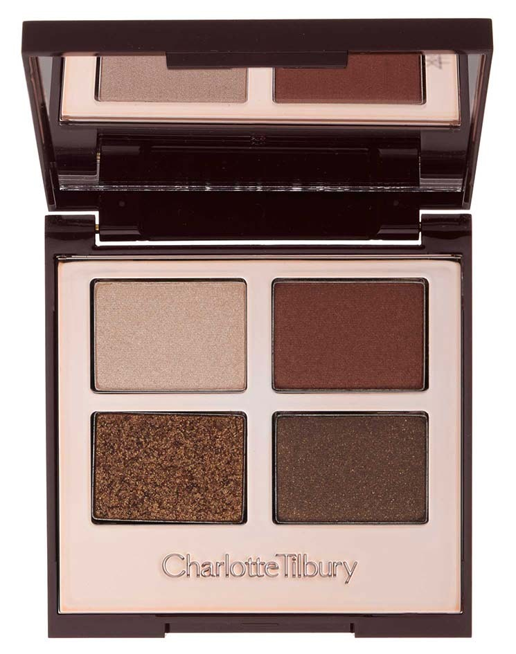 CHARLOTTE TILBURY EYE SHADOWS LUXURY PALETTE THE DOLCE VITA