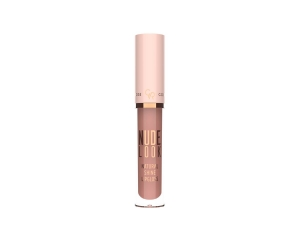 GOLDEN ROSE NATURAL SHINE LIPGLOSS-NUDE LOOK BŁYSZCZYK DO UST