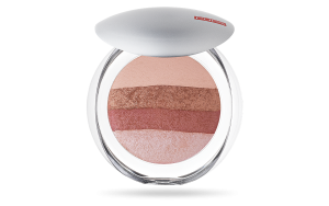 PUPA MILANO LUMINYS BAKED ALL OVER ILUMINATING BLUSH-POWDER WYPIEKANY PUDER DO TWARZY I CIAŁA