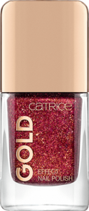 CATRICE NAIL POLISH GOLD EFFECT LAKIER DO PAZNOKCI