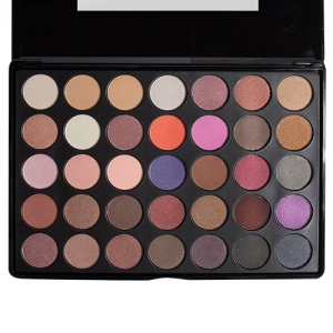 OPV BEAUTY 35 COLOUR EYESHADOW PALETTE PALETA CIENI