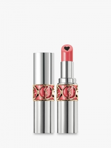 YVES SAINT LAURENT VOLUPTE PLUMP-IN COLOUR LIPSTICK POMADKA DO UST