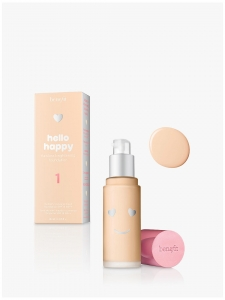 BENEFIT HELLO HAPPY FLAWLESS BRIGHTENING FOUNDATION SPF 15 ROZŚWIETLAJĄCY PODKŁAD DO TWARZY 30ml