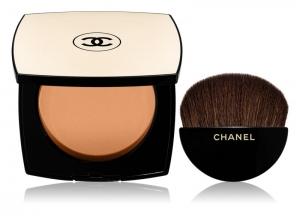 CHANEL LES BEIGES HEALTHY GLOW SHEER POWDER PUDR SPF 15 PUDER PRASOWANY