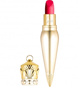 CHRISTIAN LOUBOUTIN VELVET MATTE LIP COLOUR MATOWA POMADKA DO UST