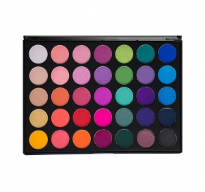 MORPHE 35B COLOR GLAM PALETTE PALETA CIENI DO POWIEK