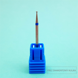 ABA GROUP DIAMOND DRILL BIT BALL FREZ DIAMENTOWY KULKA 1,2 mm 720-3