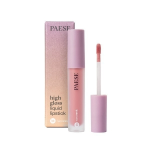 PAESE NANOREVIT HIGH GLOSS LIQUID LIPSTICK POMADKA W PŁYNIE 4,5ml