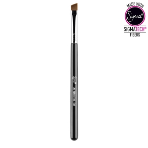 SIGMA BEAUTY LINE PERFECTOR BRUSH PRECYZYJNY PĘDZELEK DO LINII CHROME FERRULE E68