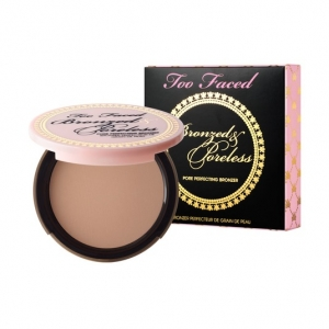 TOO FACED BRONZED&PORELESS LOOSE BRONZER