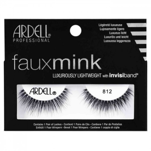 ARDELL LASHES FAUX MINK RZĘSY NA PASKACH 812