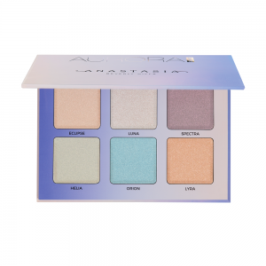 ANASTASIA BEVERLY HILLS HIGHLIGHTER PALETTE AURORA