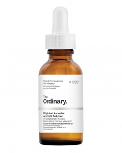 THE ORDINARY ETHYLATED ASCORBIC ACID 15% SOLUTION SERUM Z 15% ROZTWOREM KWASU ASKORBINOWEGO