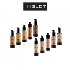 INGLOT ALL COVERED FOUNDATION PODKŁAD ALL COVERED