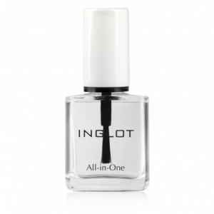 INGLOT ALL IN ONE BAZA I TOP COAT