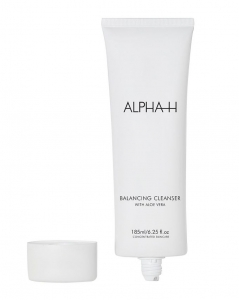 ALPHA-H BALANCING CLEANSER MLECZKO DO DEMAKIJAŻU
