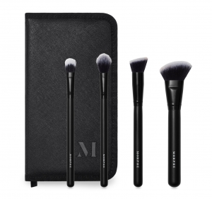 MORPHE PERFECT ANGLE BRUSH COLLECTION ZESTAW 4 PĘDZLI DO KONTUROWANIA TWARZY