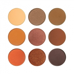 MAKEUP GEEK AUTUMN GLOW II BUNDLE ZESTAW CIENI DO POWIEK