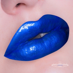 HOUSE OF BEAUTY LIP HYBRID TUBE AZURE