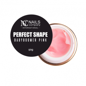 NAILS COMPANY PERFECT SHAPE ŻEL DO PAZNOKCI BABYBOOMER PINK