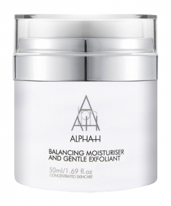 ALPHA-H BALACING MOISTUISER AND GENTLE EXFOLIANT 50ML LEKKI KREM NORMALIZUJĄCY