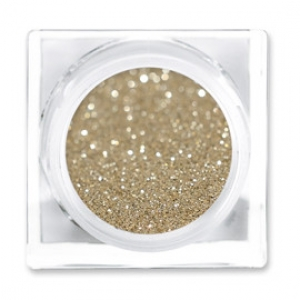 LIT COSMETICS COLOURS EYESHADOW GLITTER JAR BEACH BABY
