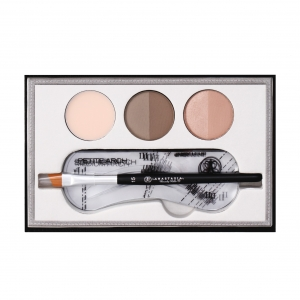 ANASTASIA BEVERLY HILLS BEAUTY EXPRESS ZESTAW DO BRWI BLONDE