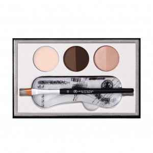 ANASTASIA BEVERLY HILLS BEAUTY EXPRESS ZESTAW DO BRWI BRUNETTE