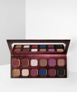 DOMINIQUE COSMETICS BERRIES & CREAM PALETTE PALETA 12 CIENI DO POWIEK