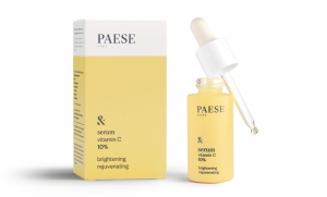 PAESE BRIGHTENING REJUVENATING SERUM VITAMN C SERUM Z VITAMINĄ C 10%