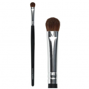 COASTAL SCENTS SHADE AND FLUFF MEDIUM NATURAL BRUSH PĘDZELEK DO CIENI