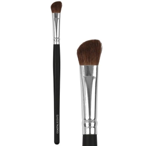 COASTAL SCENTS CLASSIC SHADOW ANGLE LARGE NATURAL BRUSH PĘDZELEK DO CIENI