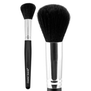 COASTAL SCENTS CLASSIC LARGE POWDER SYNTETHIC BRUSH PĘDZEL DO PUDRU