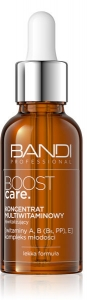 BANDI BOOST CARE KONCENTRAT MULTIWITAMINOWY REWITALIZUJĄCY 30ml