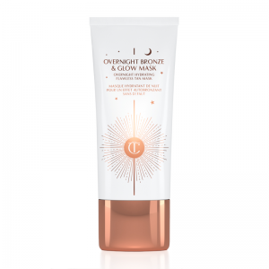CHARLOTTE TILBURY OVERNIGHT BRONZE&GLOW MASK MINI WERSJA 7ml