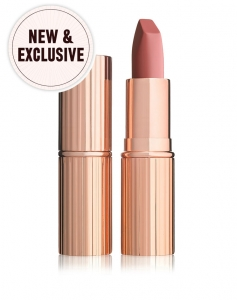 CHARLOTTE TILBURY MATTE REVOLUTION LIPSTICK PILLOW TALK LIMITED EDITION