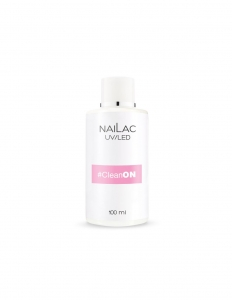 NAILAC #CLEANON NAIL CLEANER 100ML